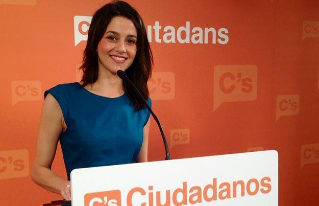 in c3 a9s arrimada sin duda una triunfadora en las elecciones catalanas foto ciutadans