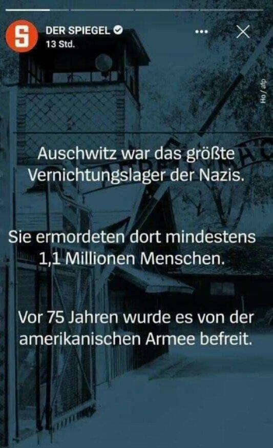 Auschwitzbefreier