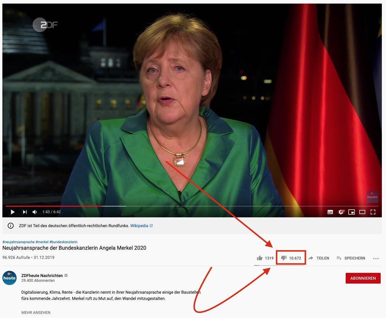 Merkelansprache