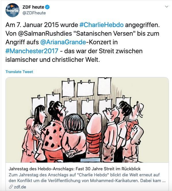 ZDF Zoff