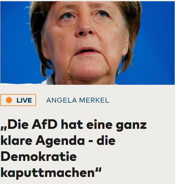 Merkelkaputtmachen