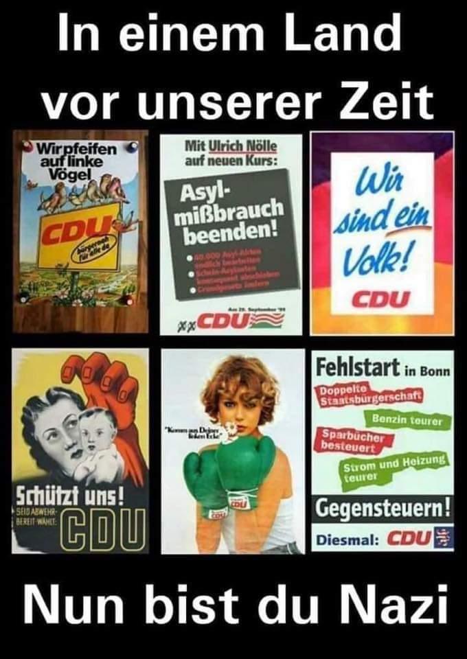Nazi CDU