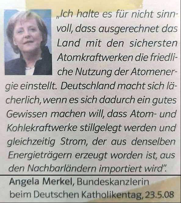 Merkel Atom