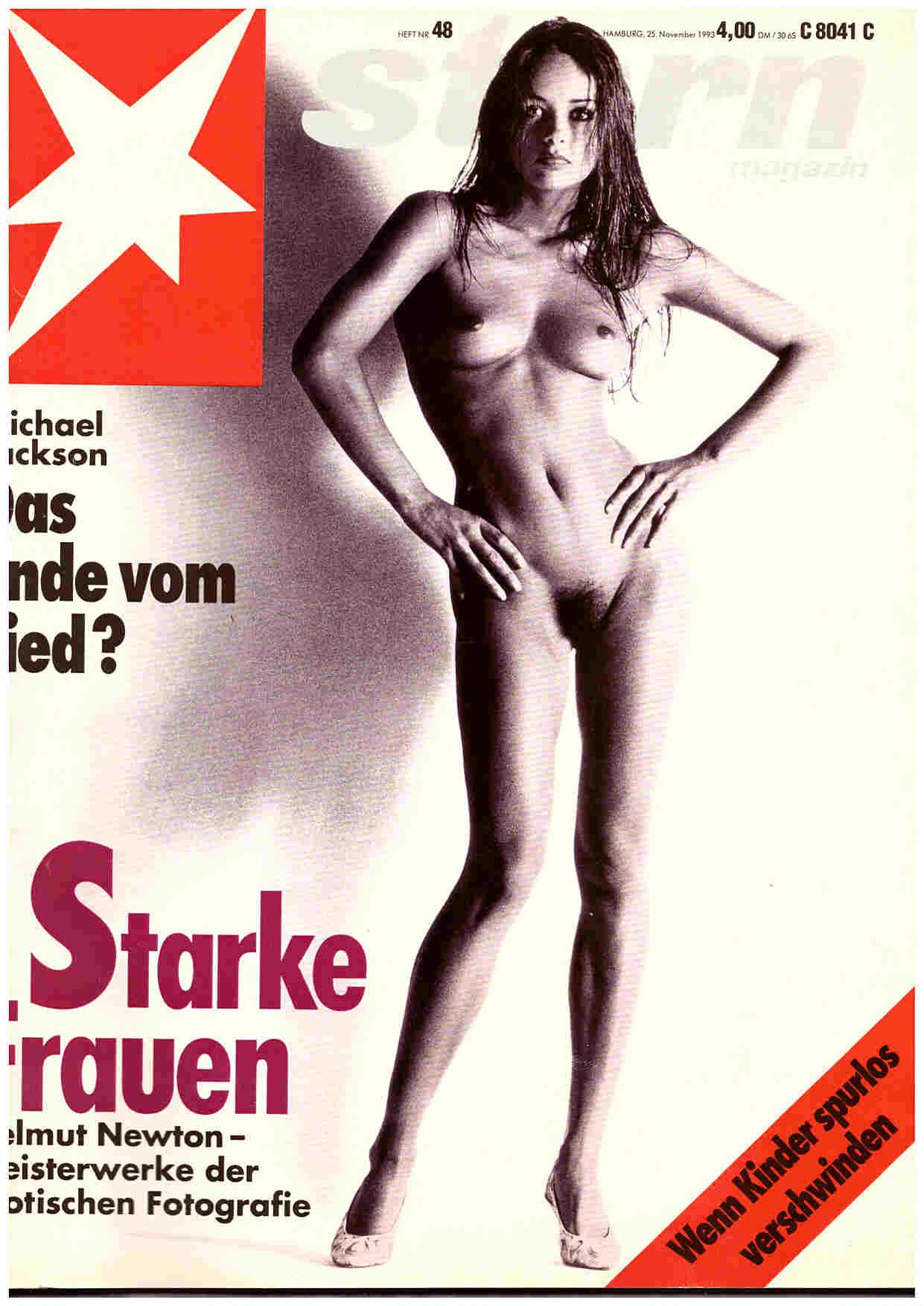 Titelbild Stern November 1993
