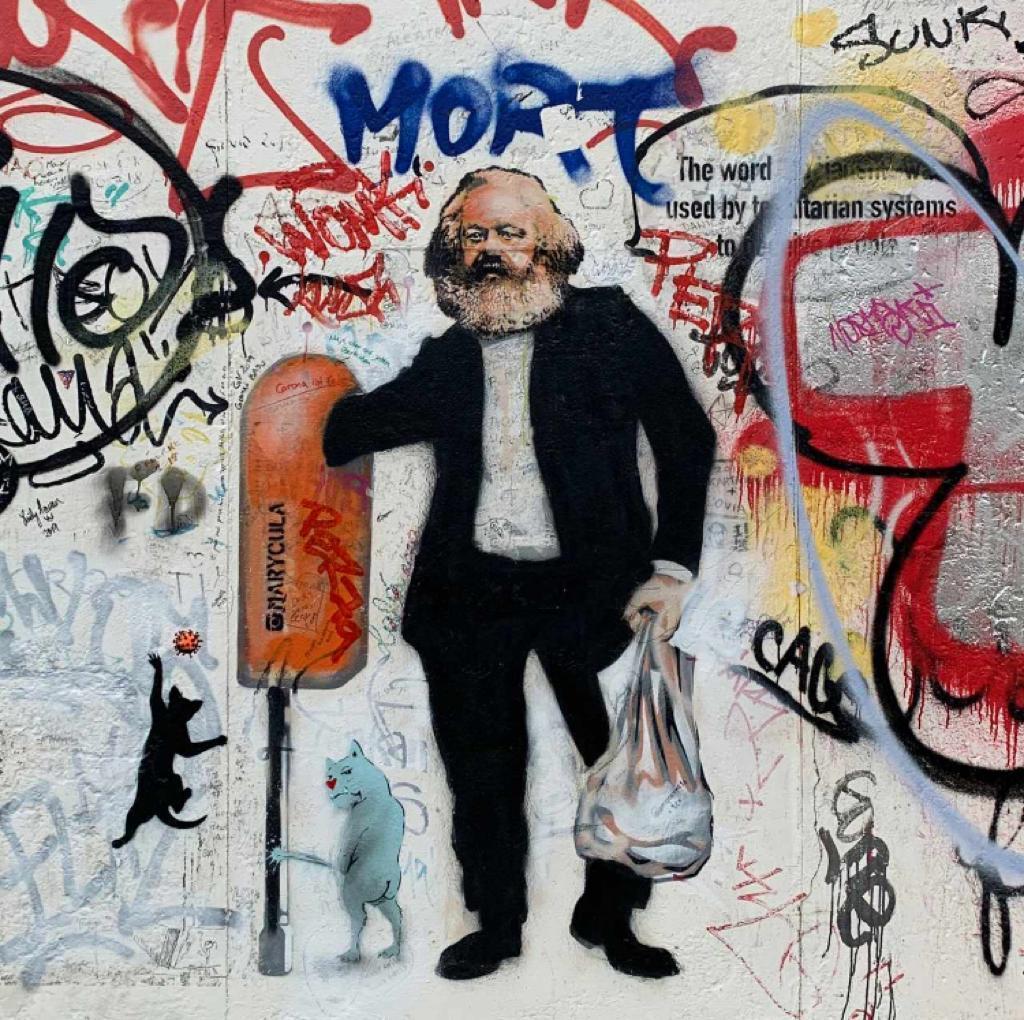 Marx ist Müll