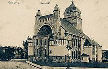 BambergerSynagoge 1910