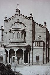Bruchsal Synagoge