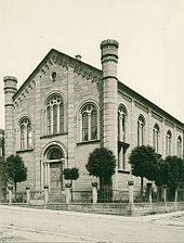 Eppingen Synagoge