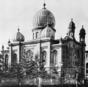 Heilbronn Synagoge 1877
