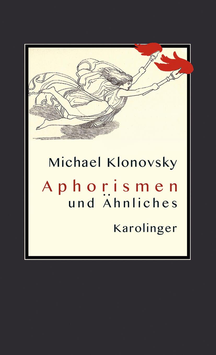 Klonovsky Aphorismen2020 KAROLINGER 9783854181965