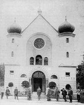 Kuenzelsau synagoge 1907