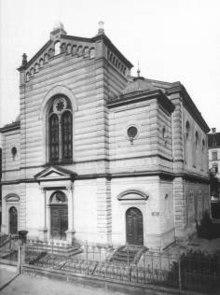 Synagoge Konstanz 1883
