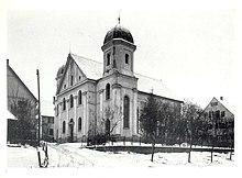 Synagoge Laupheim 1877